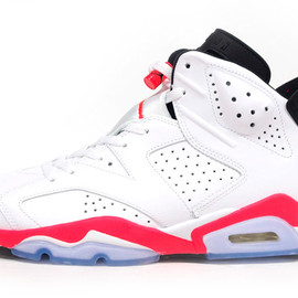 NIKE - AIR JORDAN VI RETRO 「INFRARED」 「MICHAEL JORDAN」 「LIMITED EDITION for BRAND JORDAN」