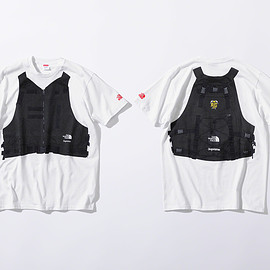 Supreme, THE NORTH FACE - RTG Tee