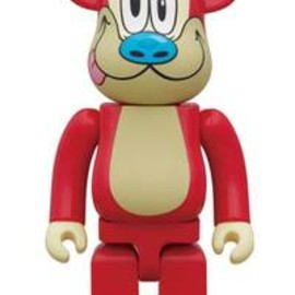 MEDICOM TOY - BE@RBRICK 400% STIMPY