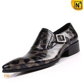 CWMALLS - Fashion Full Grain Leather Dress Shoes for Men CW763078