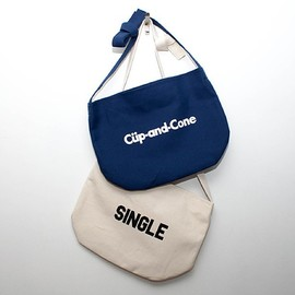 cup and cone - Ice Cream Shoulder Bag