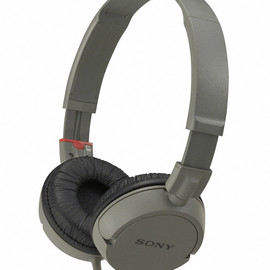SONY - MDR-ZX100 Gray