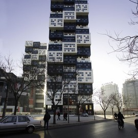 中国 - 北京 BUMPS Building by Sako Architects