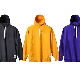STANDARD CALIFORNIA - SD US Cotton Pullover Hood Sweat