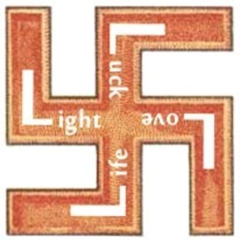 SWASTIKA - Love ・ Life ・ Luck ・ Light