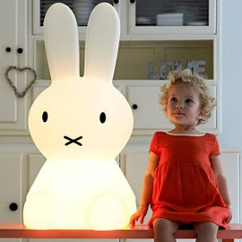 giant miffy light