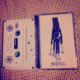 BOYS AGE - The Inner Moon(cassette)
