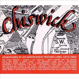 Various Artists - The Chiswick Story - Various - CD - Larger Front