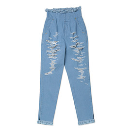 mame - High-Waist Crush Jeans