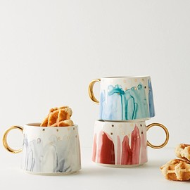 Anthropologie - Night Sky Mug