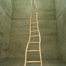 Martin Puryear - Ladder for Booker T. Washington (1996)