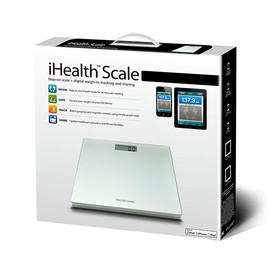 iHealth - Wireless Bluetooth Scale