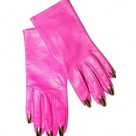 Nail Gloves by Dominic Jones, 2011
