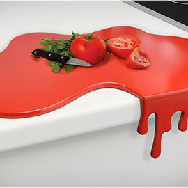 Musterd - SPLASH CHOPPING BOARD | Image