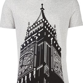 Burberry - Big Ben Tシャツ
