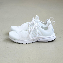シューズ - W AIR PRESTO #white×platinum×white