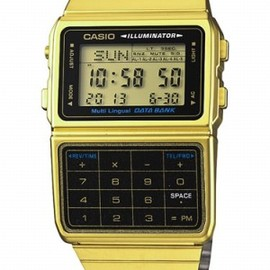 casio - date bank