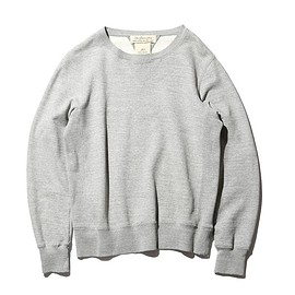 REMI RELIEF - REMI RELIEF×BEAMS PLUS / 別注 クルーネック スウェット