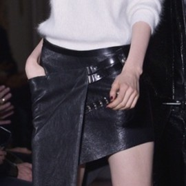 Anthony Vaccarello - Fall 2013 - Details