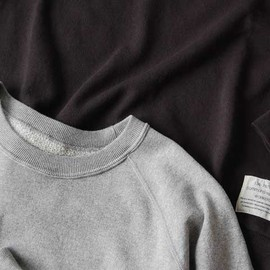 COMMONO reproducts - WORKERS Raglan Sweat