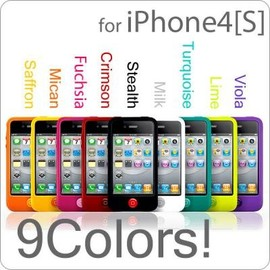 SwitchEasy - [SoftBank/au iPhone 4S/4専用]SwitchEasy Colors for iPhone 4[S]SW-COL4-O