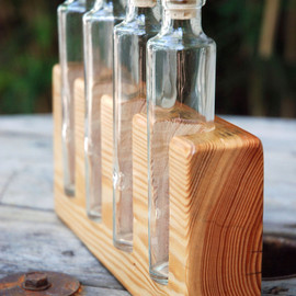 JonathanJanuary - Cork Bottle Spice Caddy