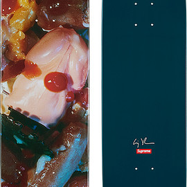 Supreme, Cindy Sherman - Skateboard Deck: Untitled #181 (Grotesque Series)