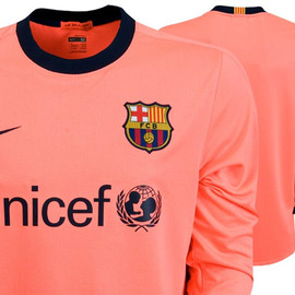 Nike - Barcelona Away shirt L/S 2009/10