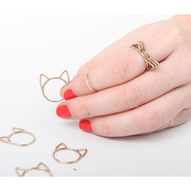 CATBIRD - LOVECATS RING
