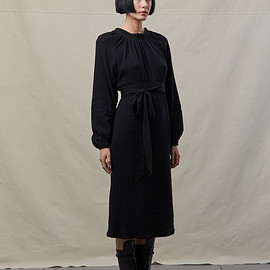 sisters of the black moon - ivy tunic black
