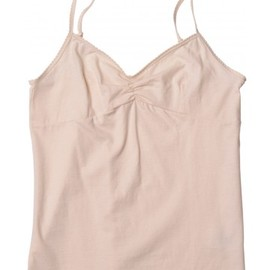 MARGARET HOWELL - SCALLOPED EDGE CAMISOLE