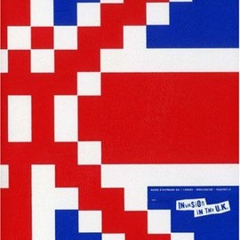 Space Invaders - Invasion in the UK : London, Manchester, Newcastle