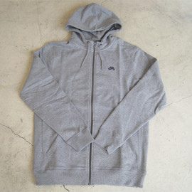 NIKE - SB ICON FULL ZIP HOODY