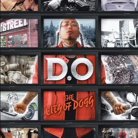 D.O - THE CITY OF DOGG