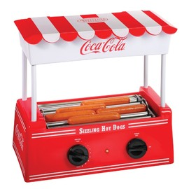 Nostalgia Electrics - Coca-Cola Series Hot Dog Roller
