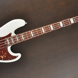 Fender USA - Custom Classic Jazz Bass Olympic White