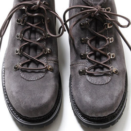 nonnative x Regal Dweller Opera Shoes Chromexcel Leather