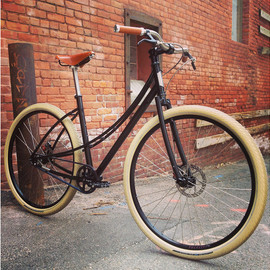 Budnitz Bicycles - Model No.5 Honey