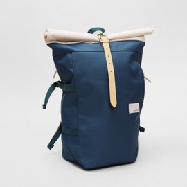 nanamica - Cycling Pack Grayish Blue