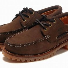 Mens Timberland Classic 3 Eye Boat Shoe Brown - cheapest timberland mens classic 3 eye waterproof boat shoes brown online