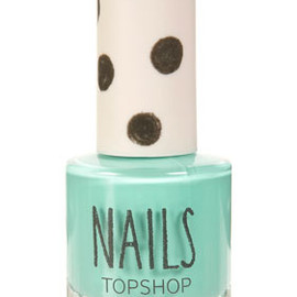 TOPSHOP - Nails in Minted