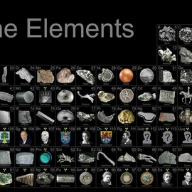 Theodore Gray - The World's Most Beautiful Periodic Table