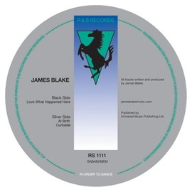 James Blake - JAMES BLAKE - Love What Happened Here (R&S Records)