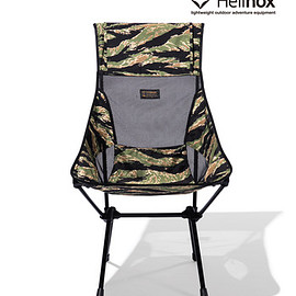 NEIGHBORHOOD helinox ネイバーフッド ヘリノックス - NHHX . TIGER / E-SUNSET CHAIR