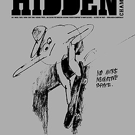 HIDDEN CHAMPION - HIDDEN CHAMPION Issue#37