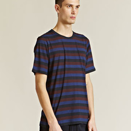Dries Van Noten - Men's Hazley Stripe T-Shirt