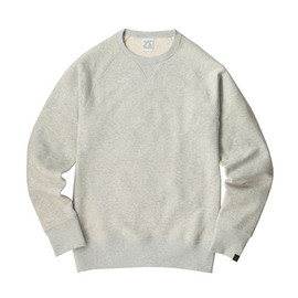 LOOPWHEELER - light slim sweat