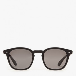 Garrett Leight California Optical - Mark McNairy #3 Black/Grey