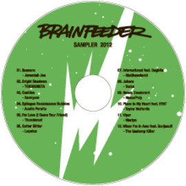 Various Artists - Brainfeeder Sampler 2012