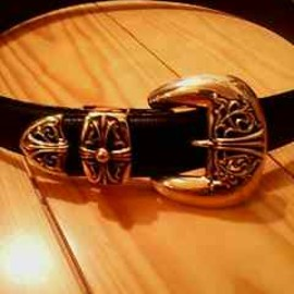 CHROME HEARTS - 3PC'S CLASSIC BELT